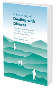 A Better Way of Dealing with Divorce Diana Jordan book