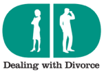 Dealing with Divorce logo